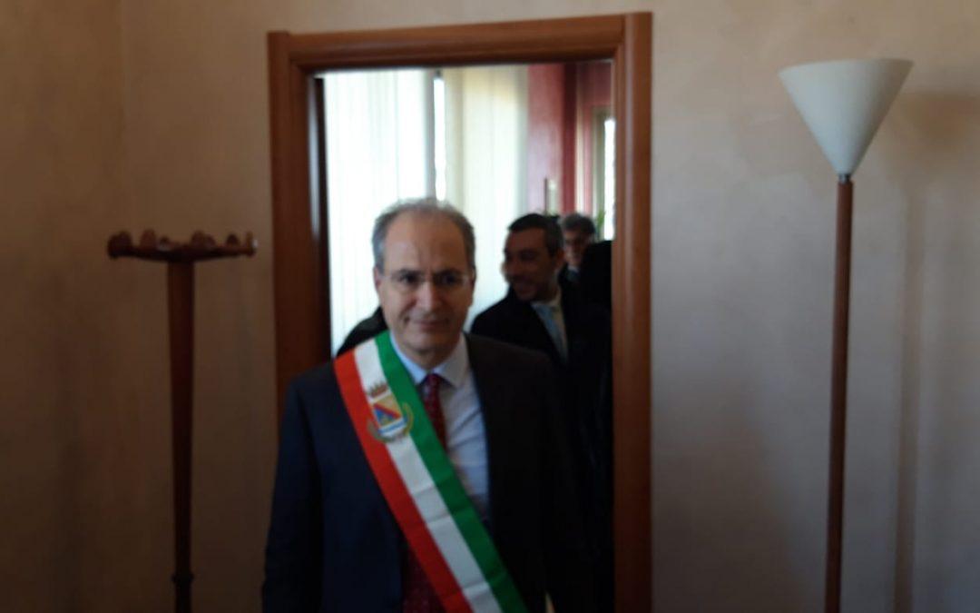 Elezioni, Paolo Mascaro rieletto sindaco di Lamezia. La composizione del Consiglio