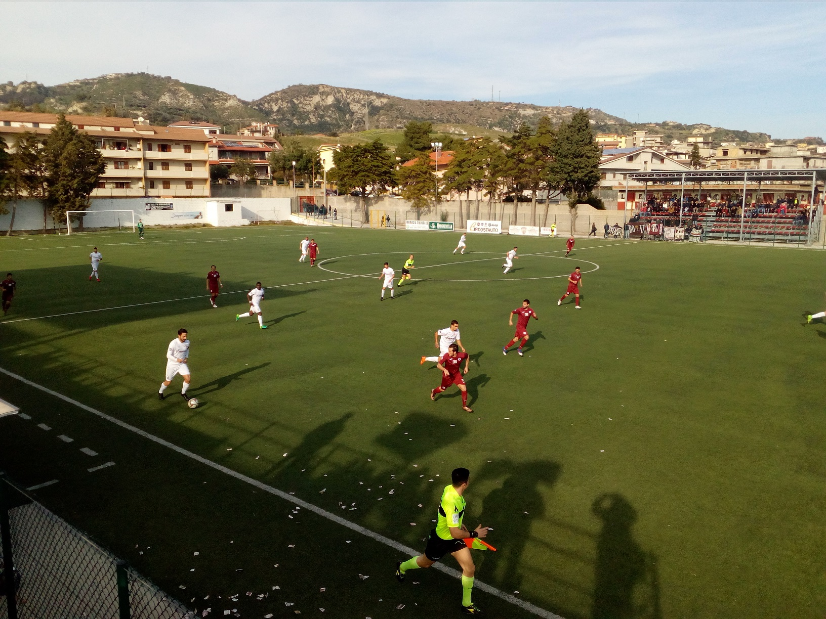 Il punto sulla Serie D, il Bari ha già chiuso i giochi promozione Per evitare i play out Roccella e Locri alla ricerca di punti