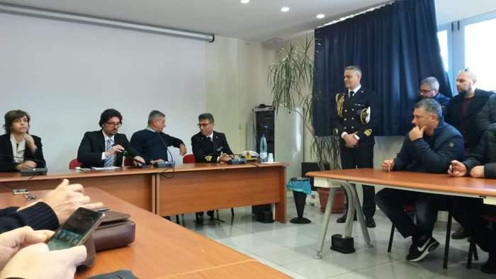 Porto Gioia Tauro, firmato protocollo di legalitàToninelli:«Dobbiamo cacciare le mele marce»