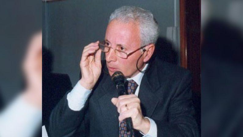 Scioglimento dei consigli comunali per mafiaVincenzo Lombardo: «Serve più rigore nelle valutazioni»