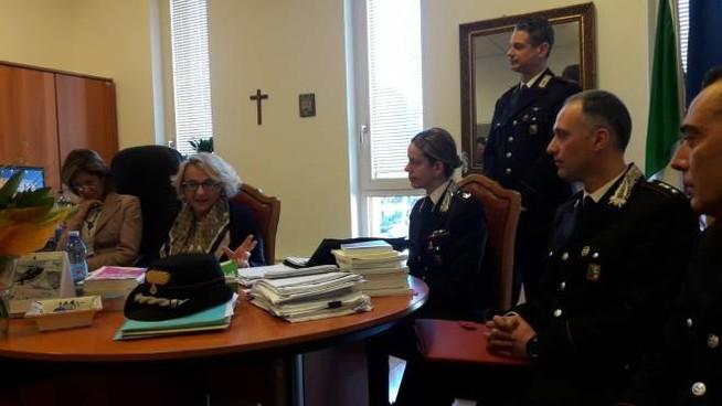 Truffe e aziende fallite, catanzarese arrestato a PesaroImprenditore faceva sparire la merce in Calabria
