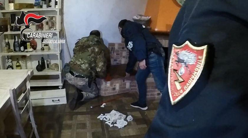 VIDEO - Operazione nel Reggino contro rapine e controllo mafioso del territorio, 7 arresti