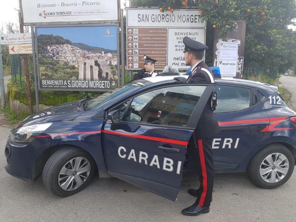 Montesarchio, cadavere carbonizzato in auto: due arresti