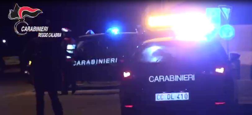 VIDEO - Rapine a cacciatori e controllo mafioso del territorio, 7 arresti nel Reggino