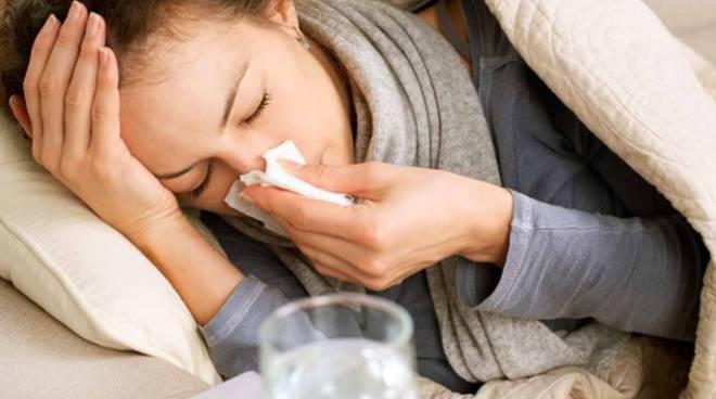 Raggiunto picco dell'influenza: 832mila casi in 7 giorni  Calabria e Campania sono tra le regioni più colpite