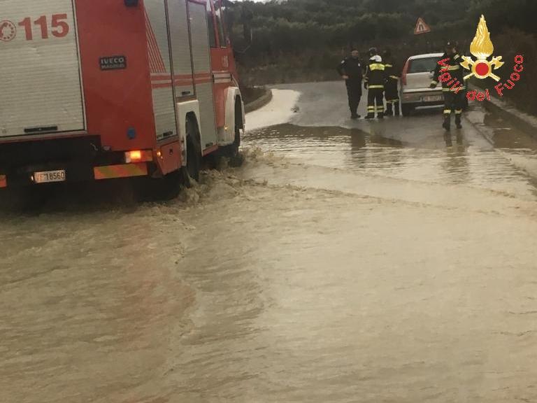 Maltempo in Calabria, temporali e vento: massima allerta in diversi comuni