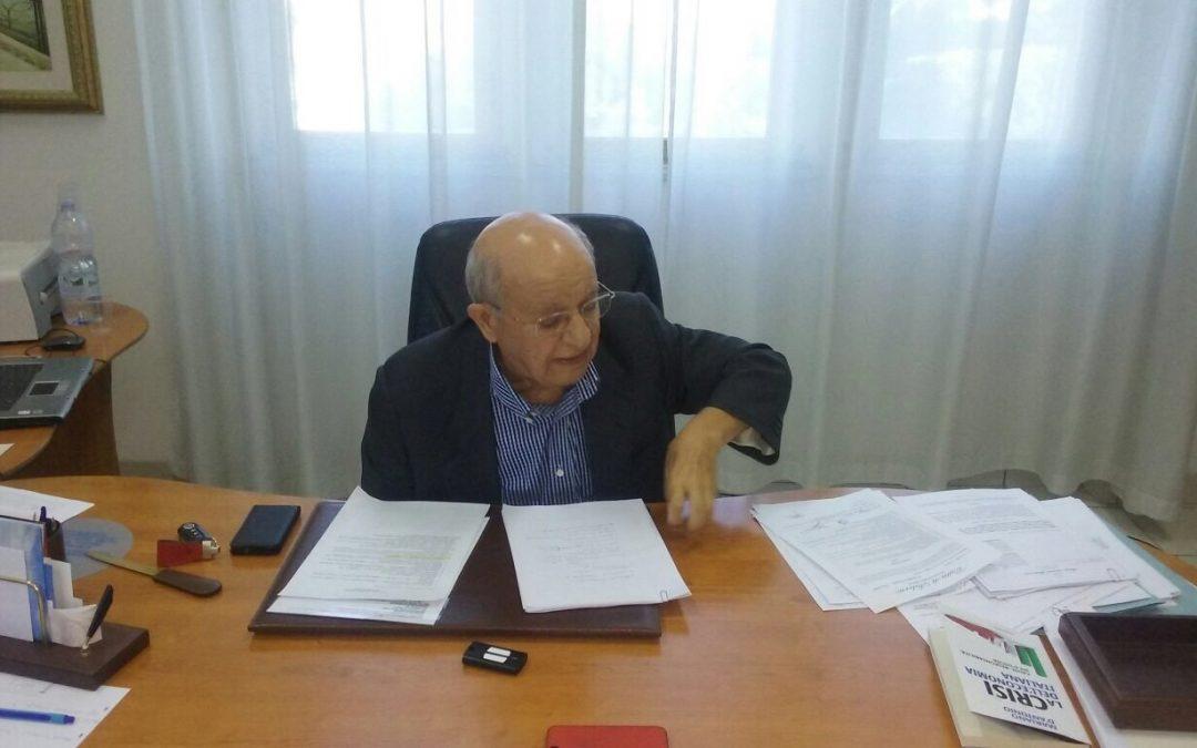 'Ndrangheta, Fuda indagato per concorso esterno  Rapporti dell'ex sindaco e senatore con la massoneria