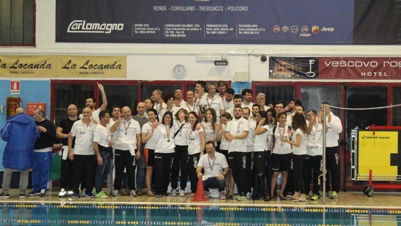 Nuoto, in Calabria trionfano ancora gli AnzianottiSi aggiudicano il titolo di campioni regionali 2019