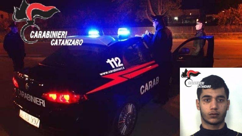 Catanzaro, aggredisce commerciante per rapinarloIndagini consentono di arrestare un marocchino