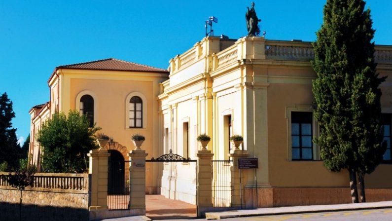 Sassaiola contro il Valentianum di Vibo, danniPresa di mira la zona della Camera di commercio