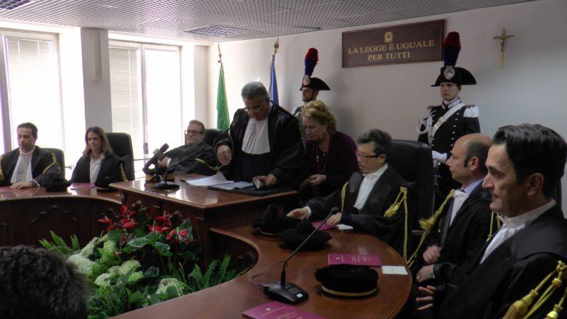 FOTO - Aperto l'anno giudiziario del Tar CalabriaLe immagini della cerimonia tenuta a Catanzaro