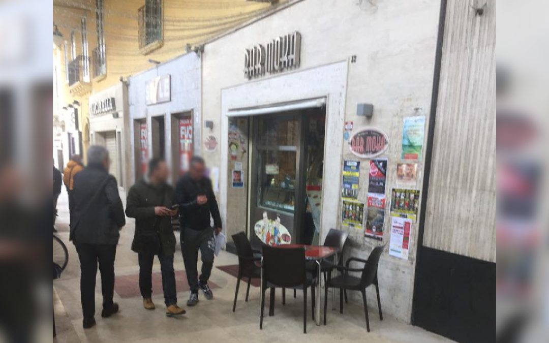 Omicidio D'Arca, ai domiciliari titolare del bar Moka  Il Questore di Crotone chiude per 10 giorni il locale