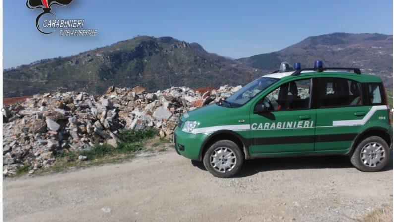 San Mango d'Aquino, gestione illecita di rifiuti specialiDenunciato il tecnico comunale e sequestrati i rifiuti