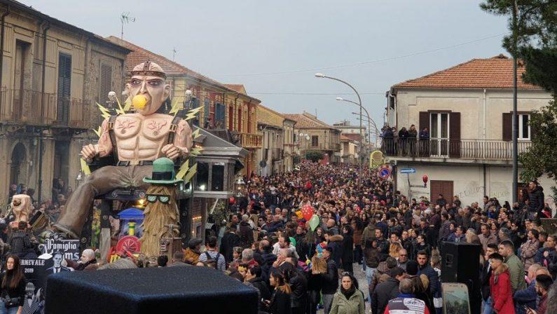 Mileto, l'associazione Carnevale Miletese: «Appuntamento al 2022 per esorcizzare la pandemia»