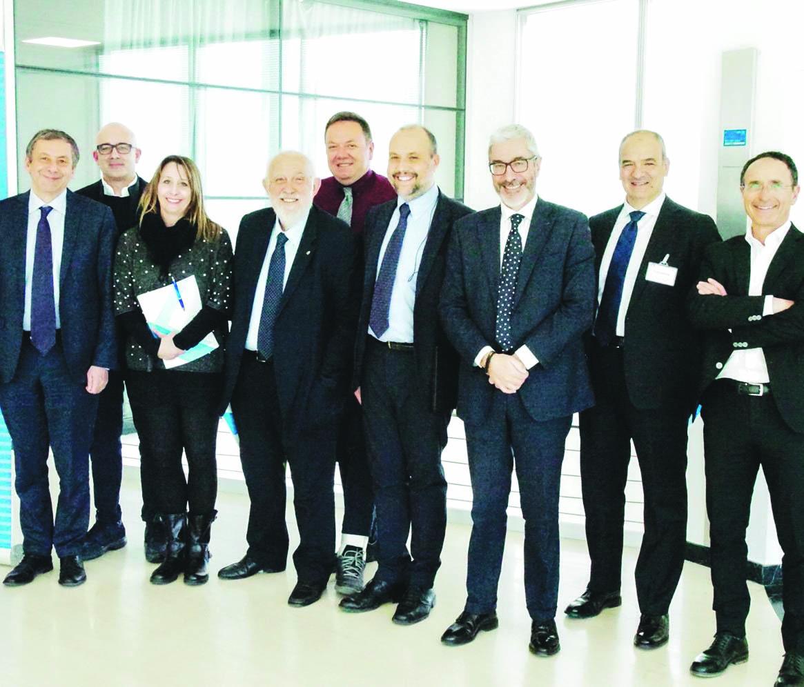 Nasce all'Unical l'Ehic: il campus per l'innovazione  Accordo con Fondazione Kessler, Ntt Data Italia, Oltre ed Entopan