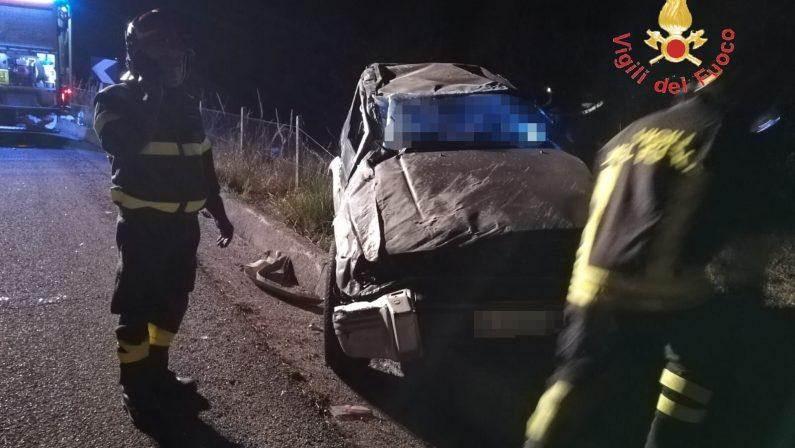 Incidente stradale nel cosentino, muore un 16enneArrestato per omicidio stradale un 25enne risultato ubriaco