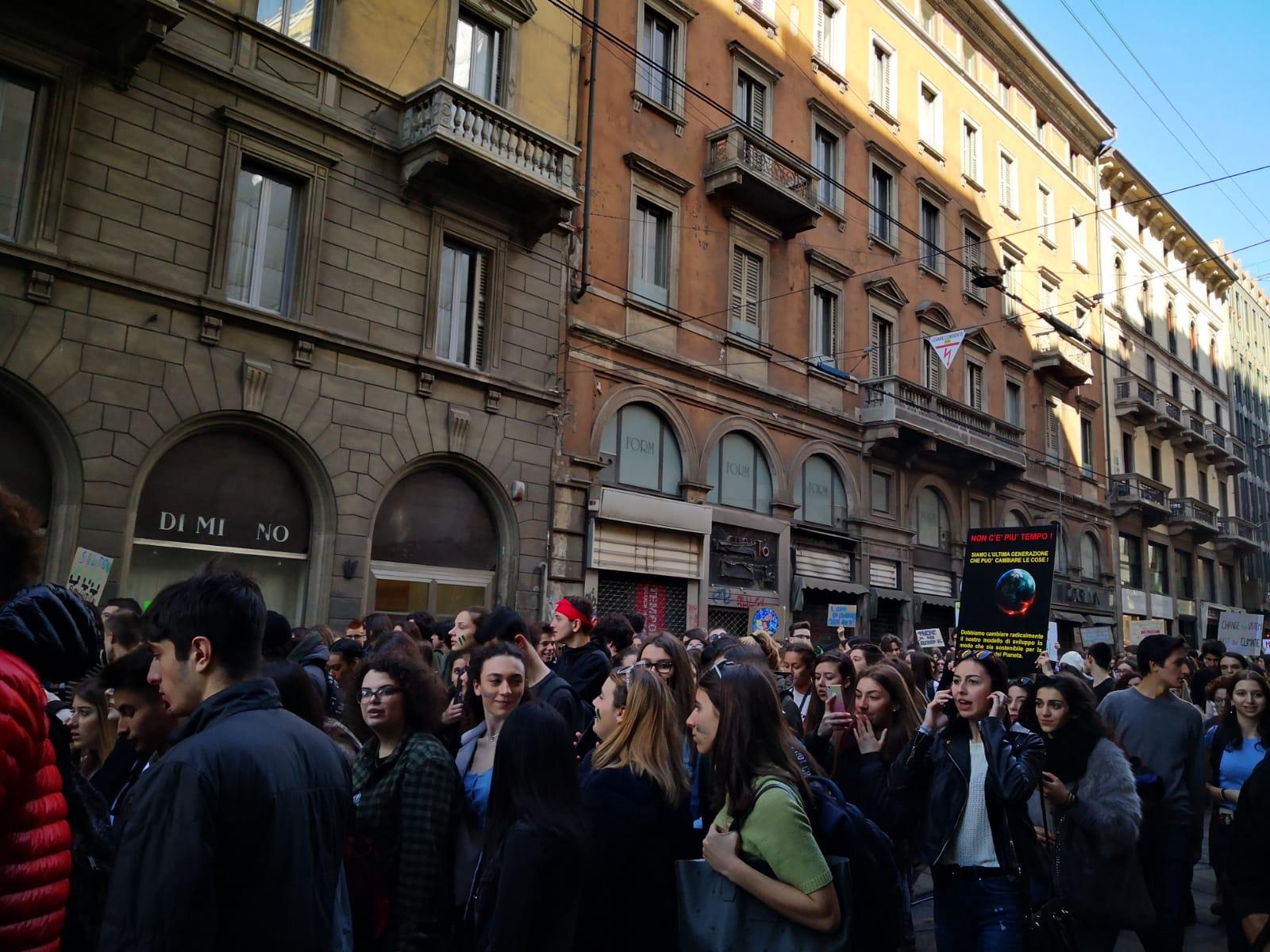 VIDEO – Strike for Future a Roma e Milano  Le interviste ai partecipanti all'evento
