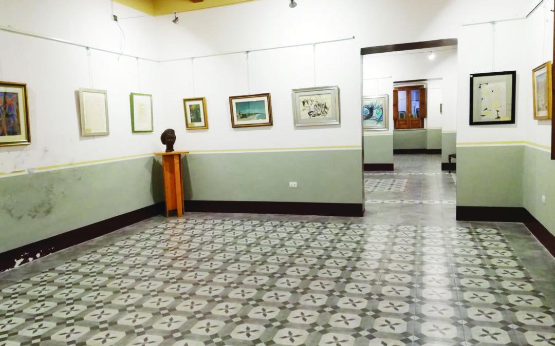Saracena, un patrimonio artistico immenso nascosto  La scoperta nella Pinacoteca di Palazzo Mastromarchi