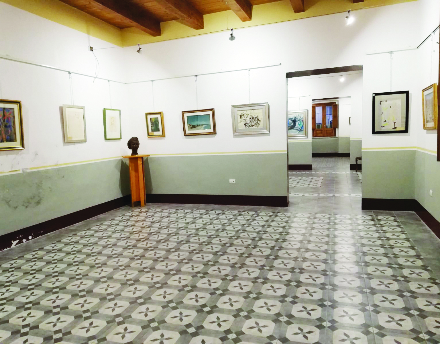Saracena, un patrimonio artistico immenso nascostoLa scoperta nella Pinacoteca di Palazzo Mastromarchi