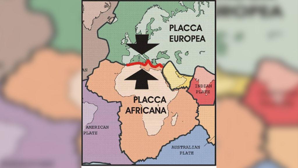 Terremoto nel Vibonese, le spiegazioni della Protezione CivileNel vibonese sono in azione le placche africana ed europea