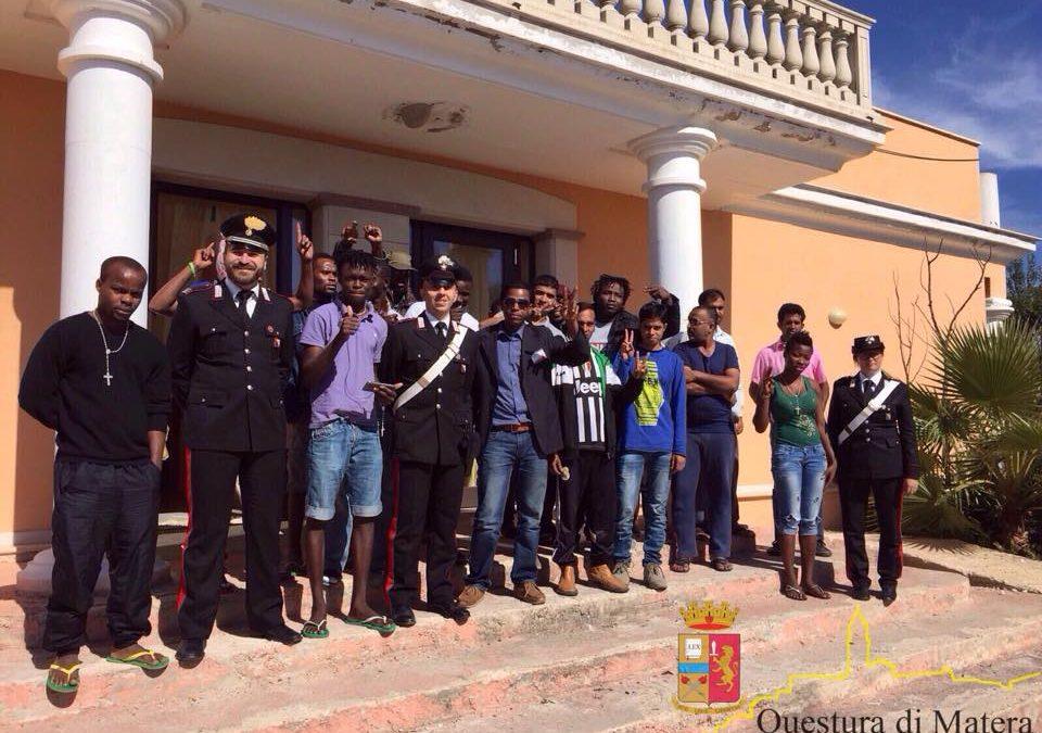 Migranti, sentenza del Tar Basilicata: il decreto Salvini non è retroattivo