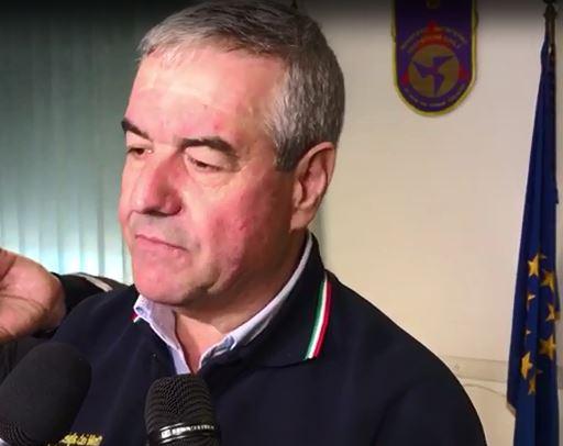 VIDEO INTERVISTA – Il capo della Protezione civile in Calabria, Borrelli: «Importanti sedi strutturate e operative»
