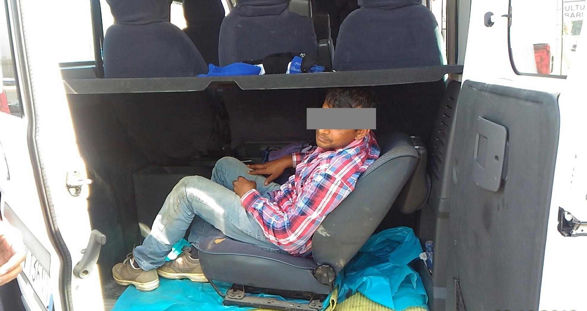 Operai trasportati anche nel vano portabagagliDenunciati 11 caporali in operazione nel Cosentino