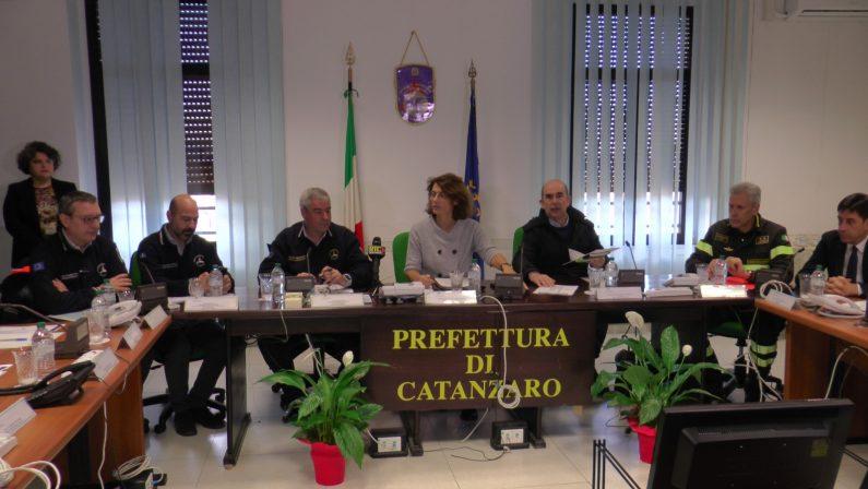 Capo della Protezione civile incontra prefetti e RegioneBorrelli in Calabria:«Sedi strutturate per emergenze»