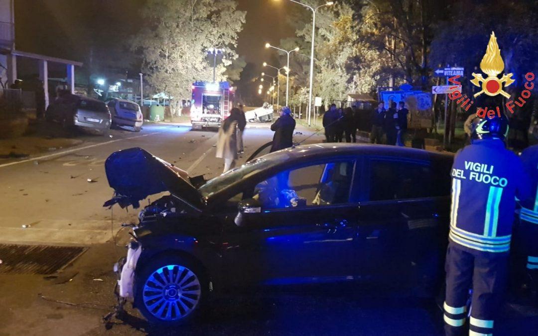 L'incidente stradale