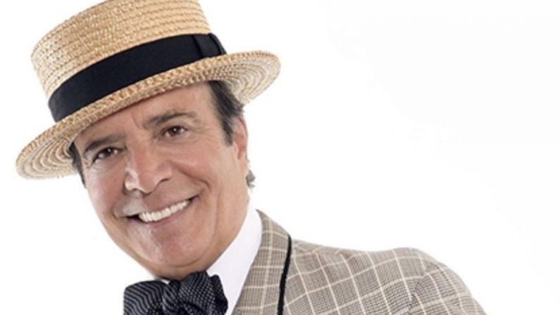 Enrico Montesano a Cosenza, tra ricordi e aneddotiL'intervista: «Se tu ti diverti allieti il pubblico»