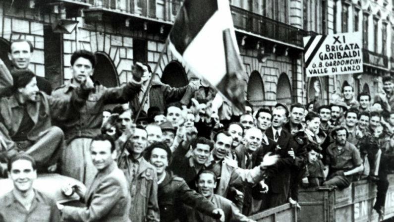 25 aprile in ItaliaLa lezione della Liberazione