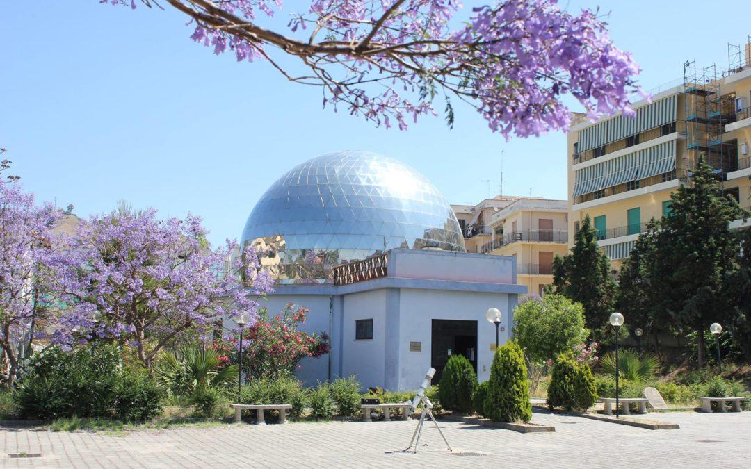 Il planetario Pythagoras a Reggio Calabria