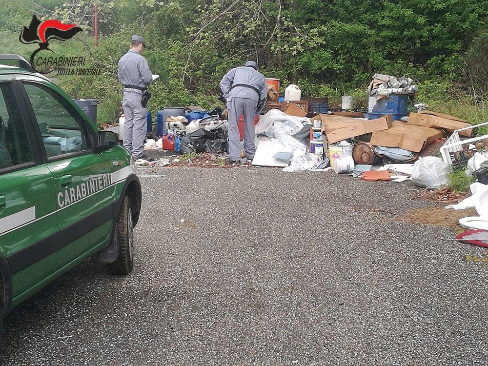 Ambiente, alto il numero degli ecoreati in CalabriaAllarme Legambiente sul ciclo illegale dei rifiuti