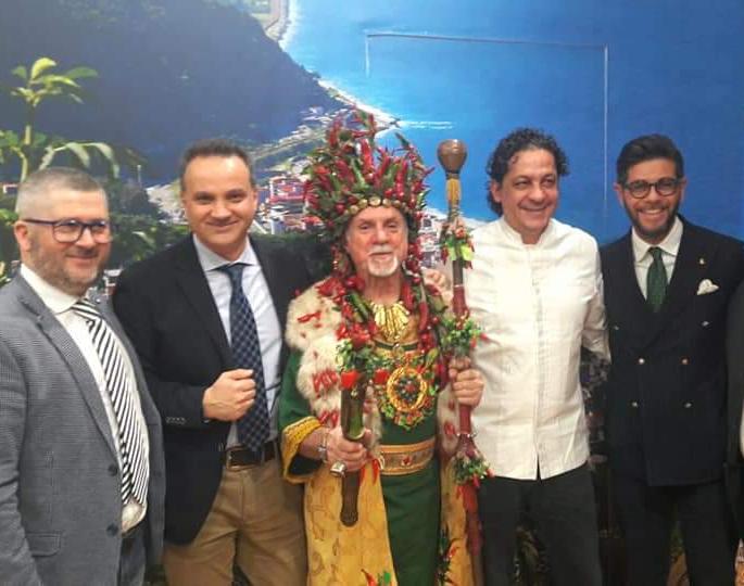 """Prende il via il """"Tropea cipolla Party""""  Partner ufficiale, il Gal Terre Vibonesi"""