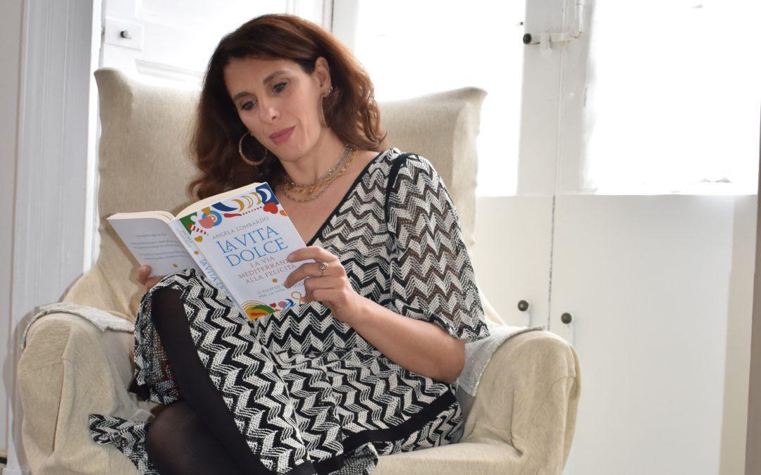 La scrittrice di origini siciliane Angela Lombardo
