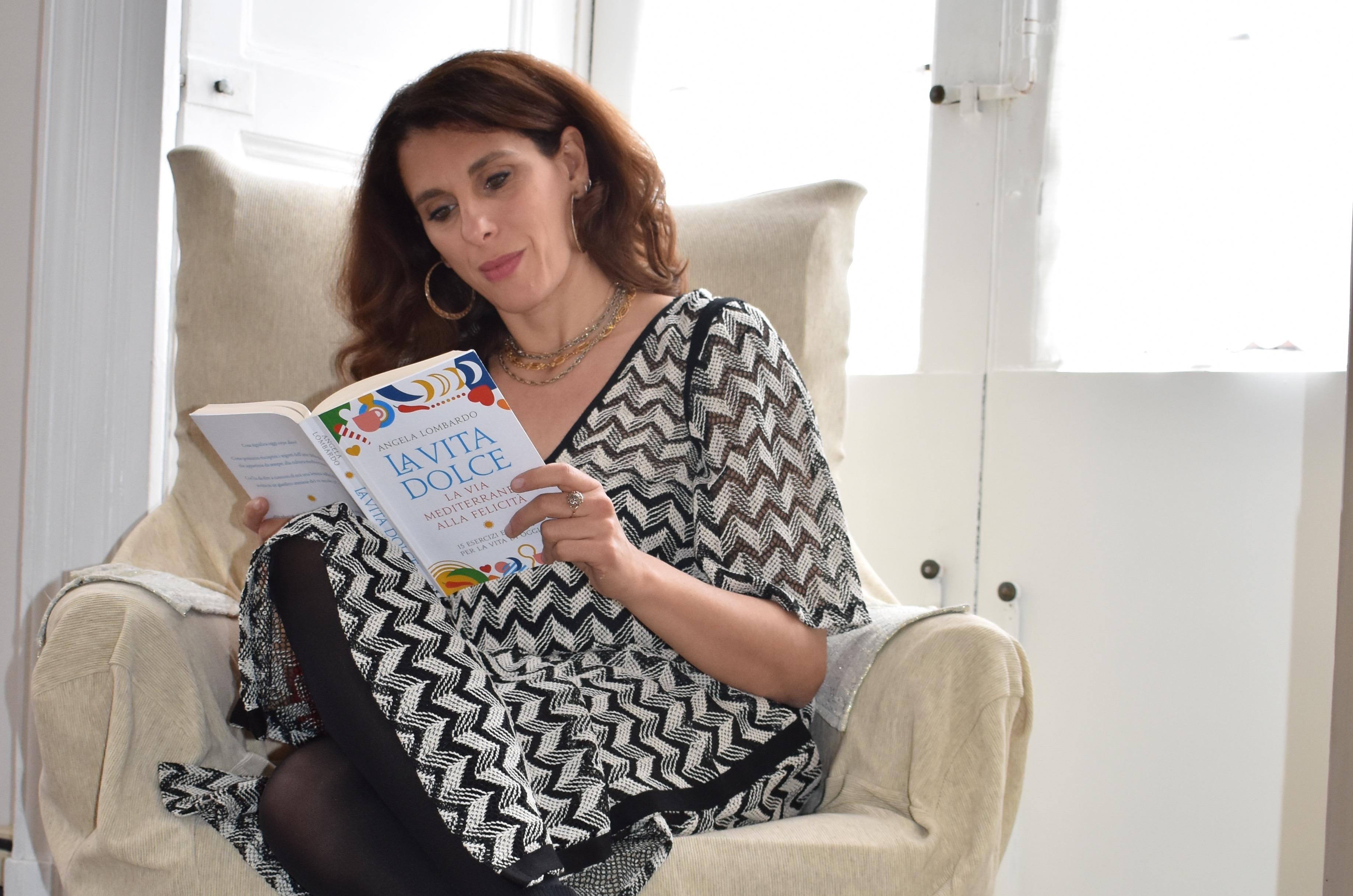 Ecco i 15 esercizi per riscoprire la gioia di vivereLa ricetta della scrittrice siciliana Angela Lombardo