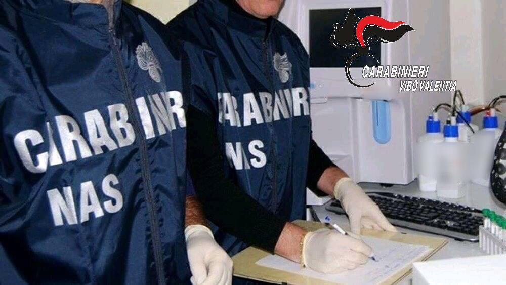 Poliambulatorio medico abusivo nel Vibonese Mancato rispetto di tutte le norme di sicurezza