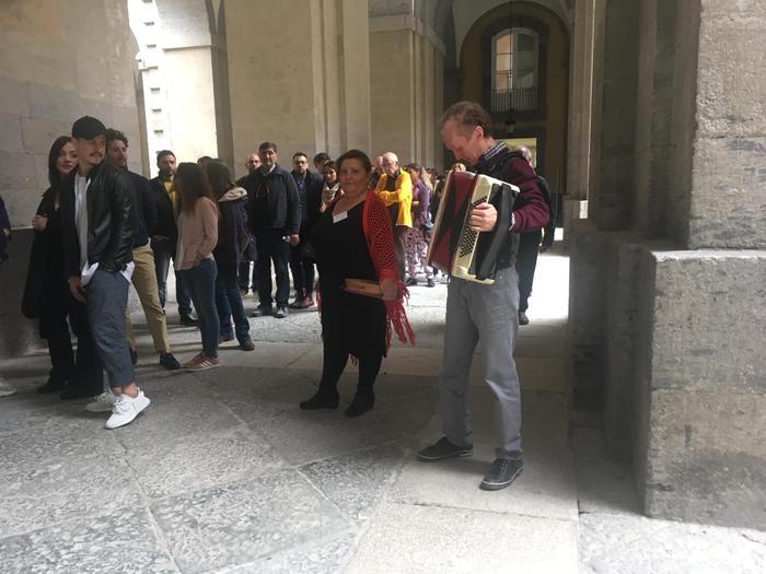 Boom turisti a Pompei,Ercolano e Vesuvio: file anche per Caravaggio