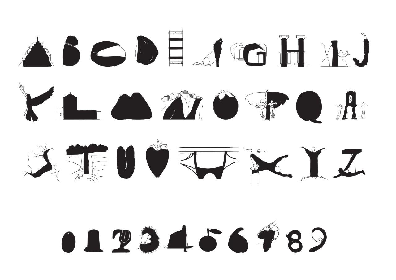 """Essere lucani, questione di carattere: dopo il gioco ecco il font tipografico """"Lucanum"""""""