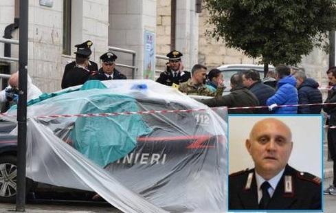 Anche la Calabria piange il maresciallo Di GennaroEra stato in servizio nel Cosentino. A Vibo rosa e biglietto