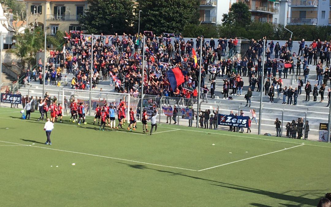 Calcio, il sogno del Picerno si avvera: è Lega Pro