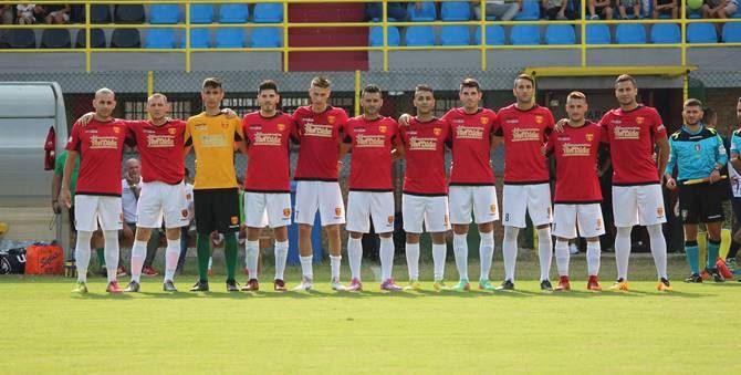 La squadra di calcio del San Luca