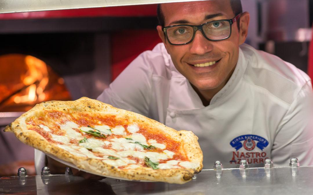 Gino Sorbillo, il pizzaiolo più famoso di Napoli