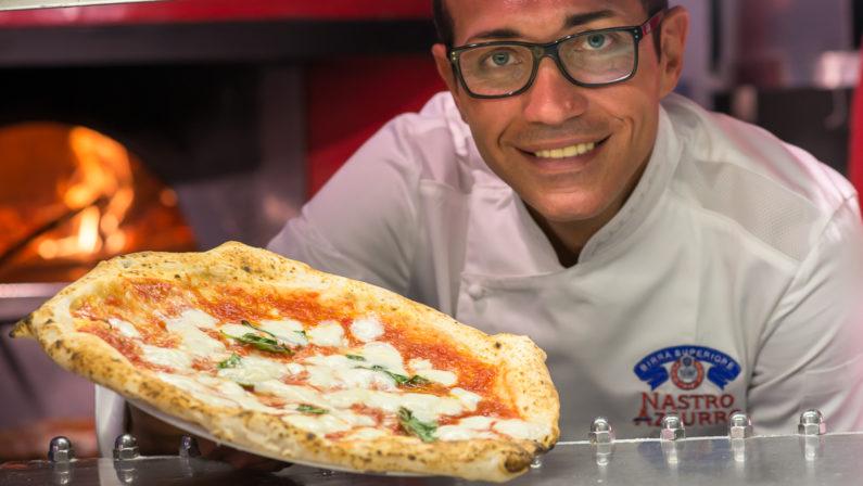 Intervista a Gino Sorbillo, re dei pizzaioliDa New York a Milano la pizza verace è una missione