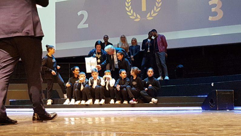 Grande successo a Roma per l'Accademia di danza di Montalto UffugoAll'International Excellent Competition conquistate numerose medaglie