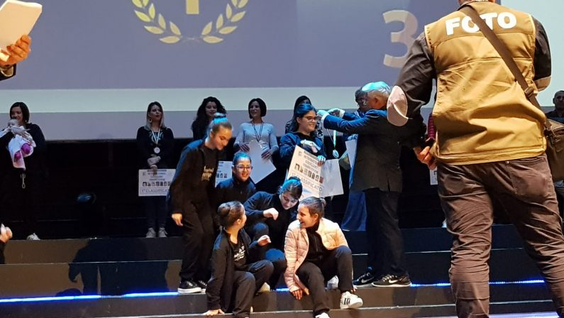 FOTO - Successo all'International Excellent Competition per l'Accademia di danza di Montalto Uffugo