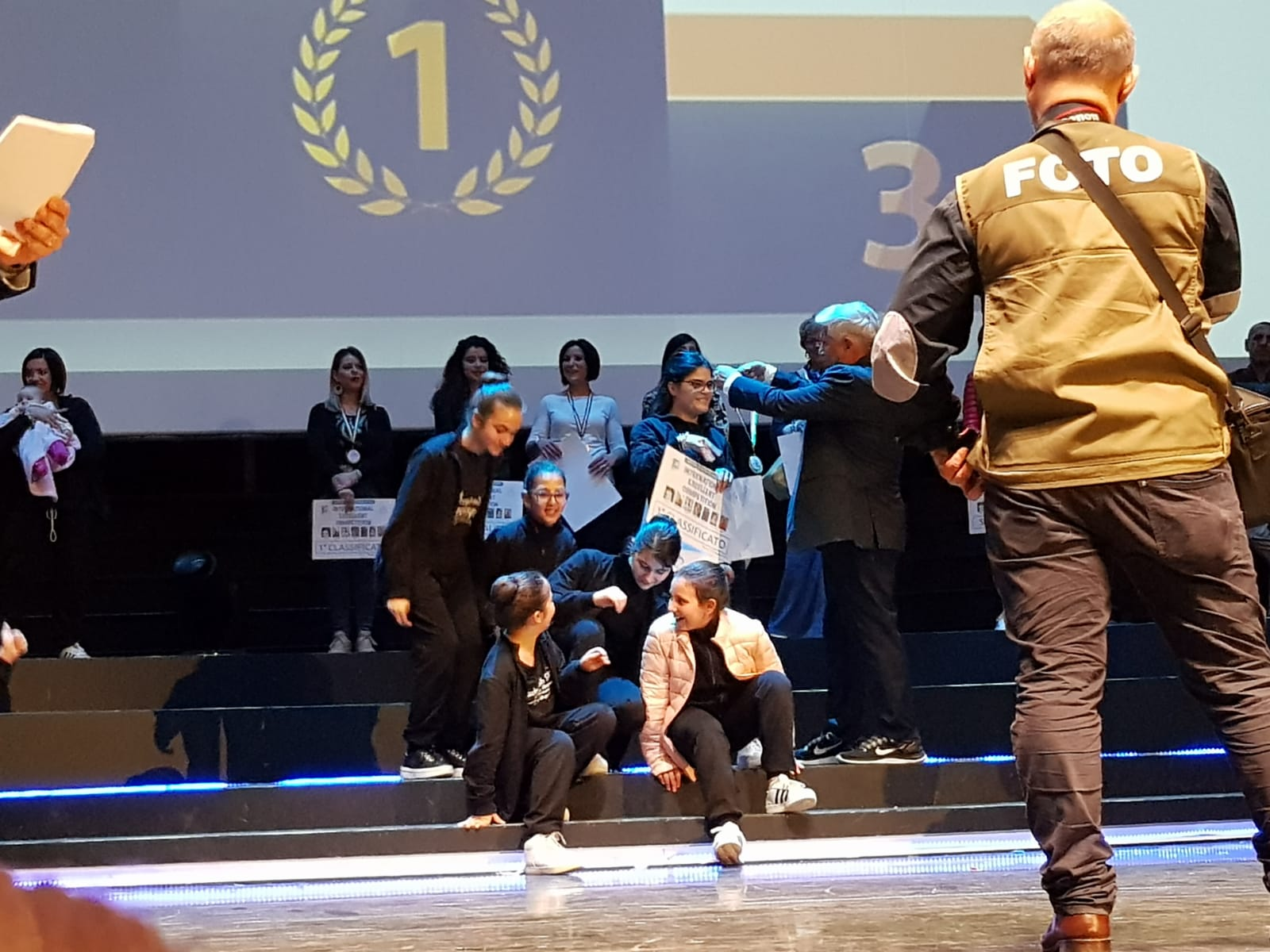 FOTO - Successo all'International Excellent Competition per l'Accademia di danza di Montalto Uffugo