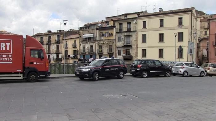 Detenuto evaso dal carcere di Cosenza, arrestatoIndividuato nei pressi di un ponte sul fiume Crati