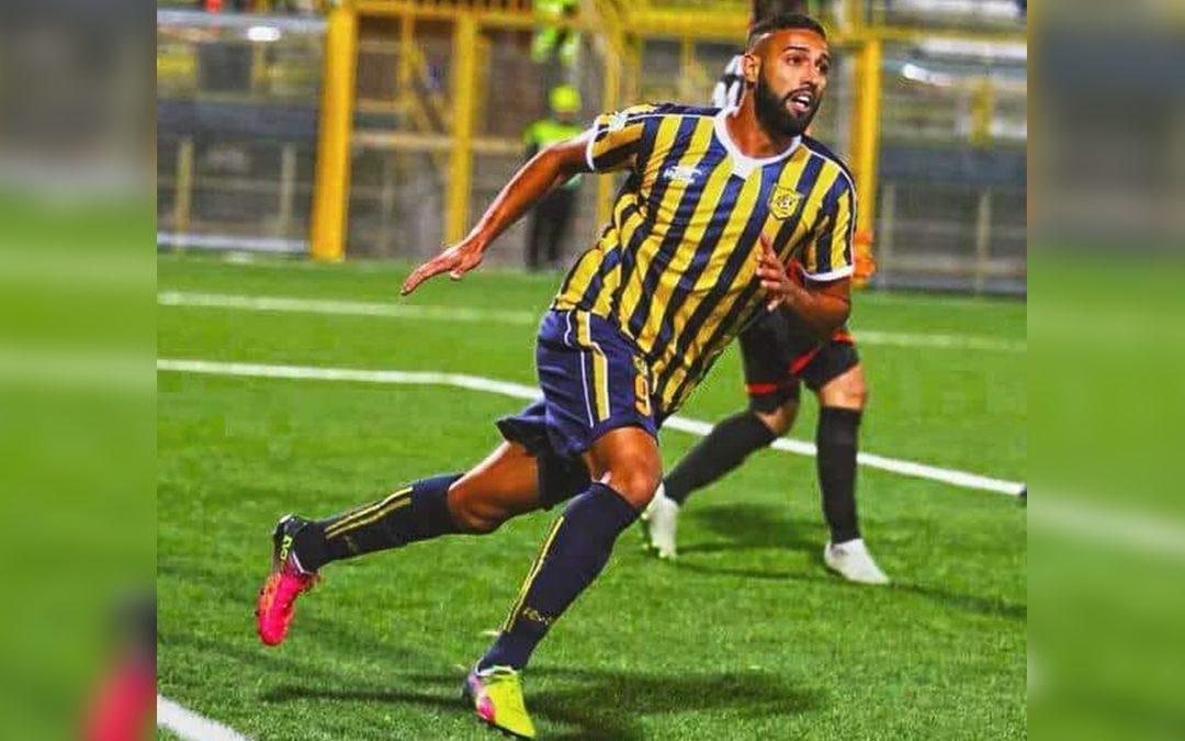 L'attaccante ex Juve Stabia Badr El Ouazni