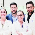Carmine Rocca, il Prof Tommaso Angelone, Teresa Pasqua e Maria Concetta Granieri .jpg